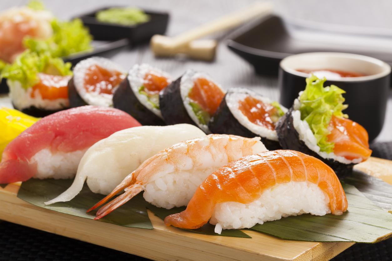 SushiOrNotSushi
