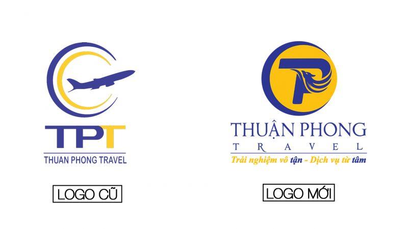 thay doi logo