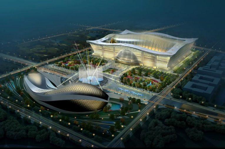 New-Century-Global-Centre-of-Chengdu-in-China